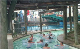 Water Park Attraction